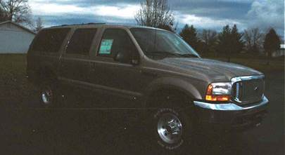 2000-2005 Ford Excursion