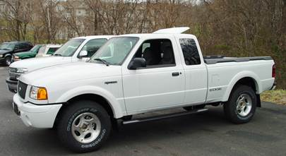1998-2011 Ford Ranger and Mazda B-Series