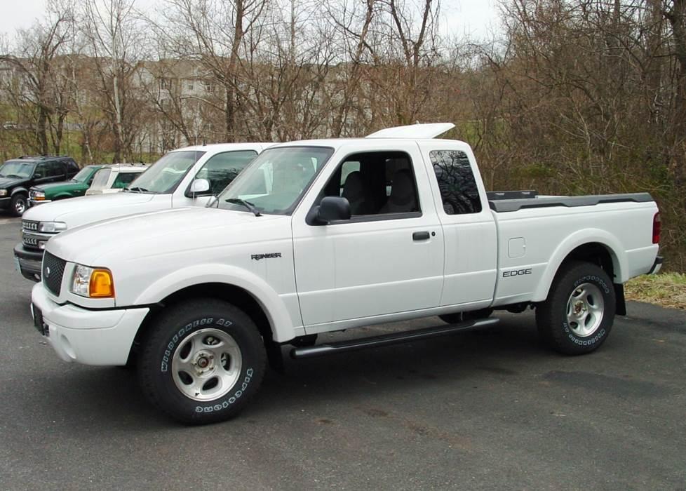 ford ranger mazda truck
