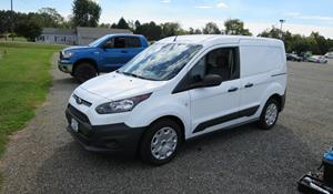 2015 Ford Transit Connect Exterior
