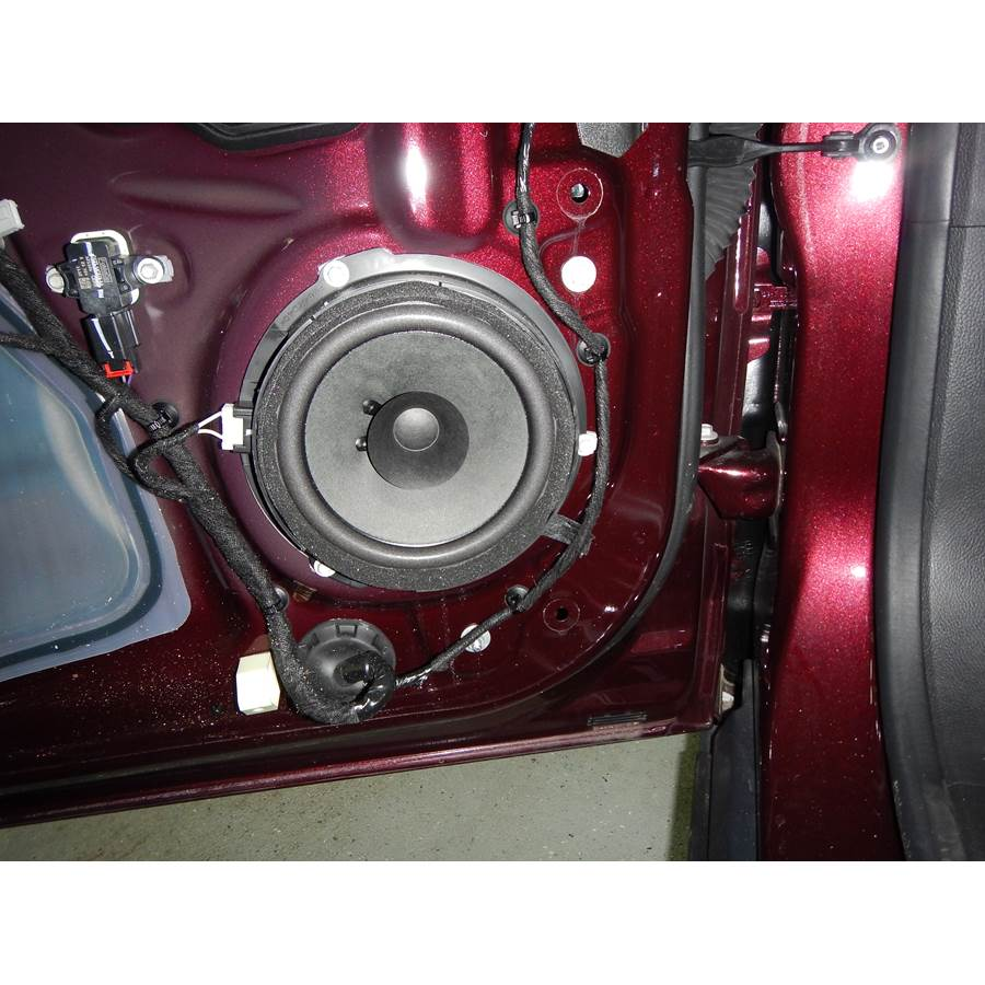 2013 Ford Fusion Front door woofer