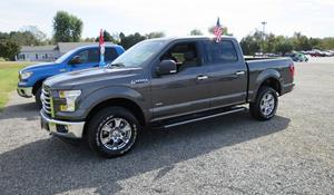 2018 Ford F-150 XLT Exterior
