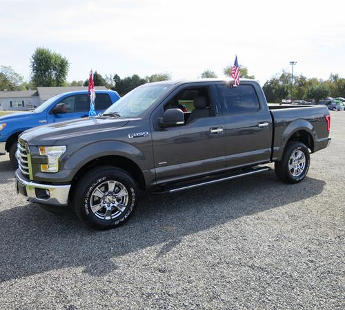 2016 Ford F-150 Limited Exterior