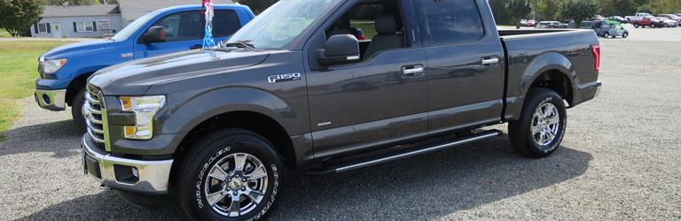 2016 Ford F-150 King Ranch Exterior