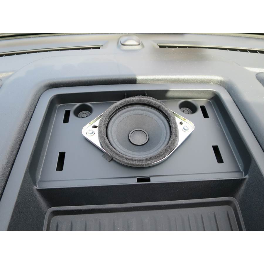 2019 Ford F-150 Platinum Center dash speaker