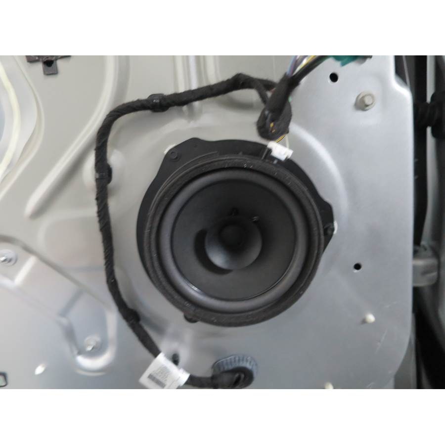 2016 Ford Explorer Rear door speaker
