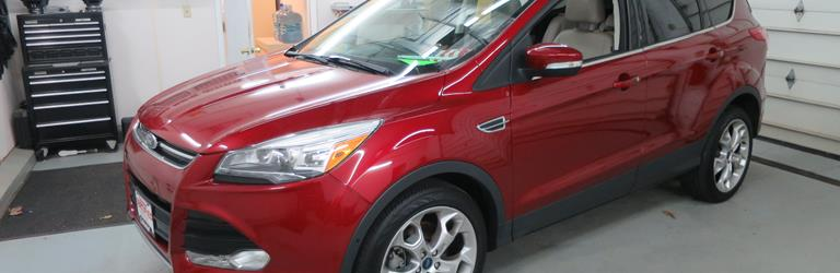 2013 Ford Escape Exterior
