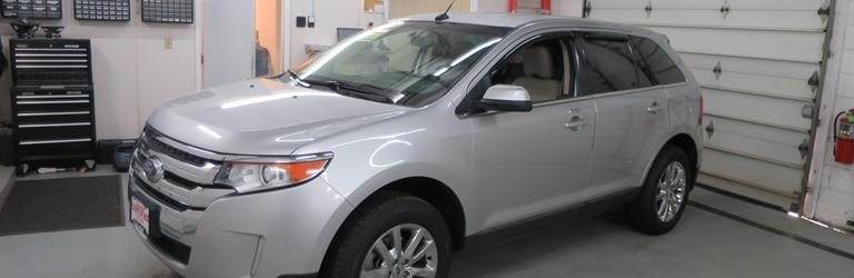 2013 Ford Edge Exterior