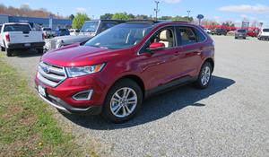 2018 Ford Edge Exterior