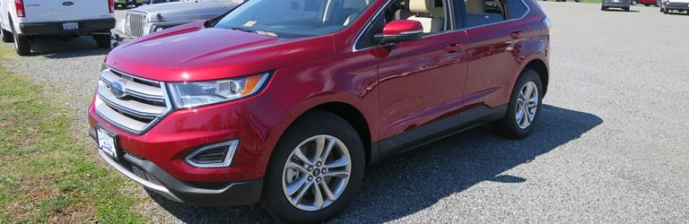 2017 Ford Edge Exterior