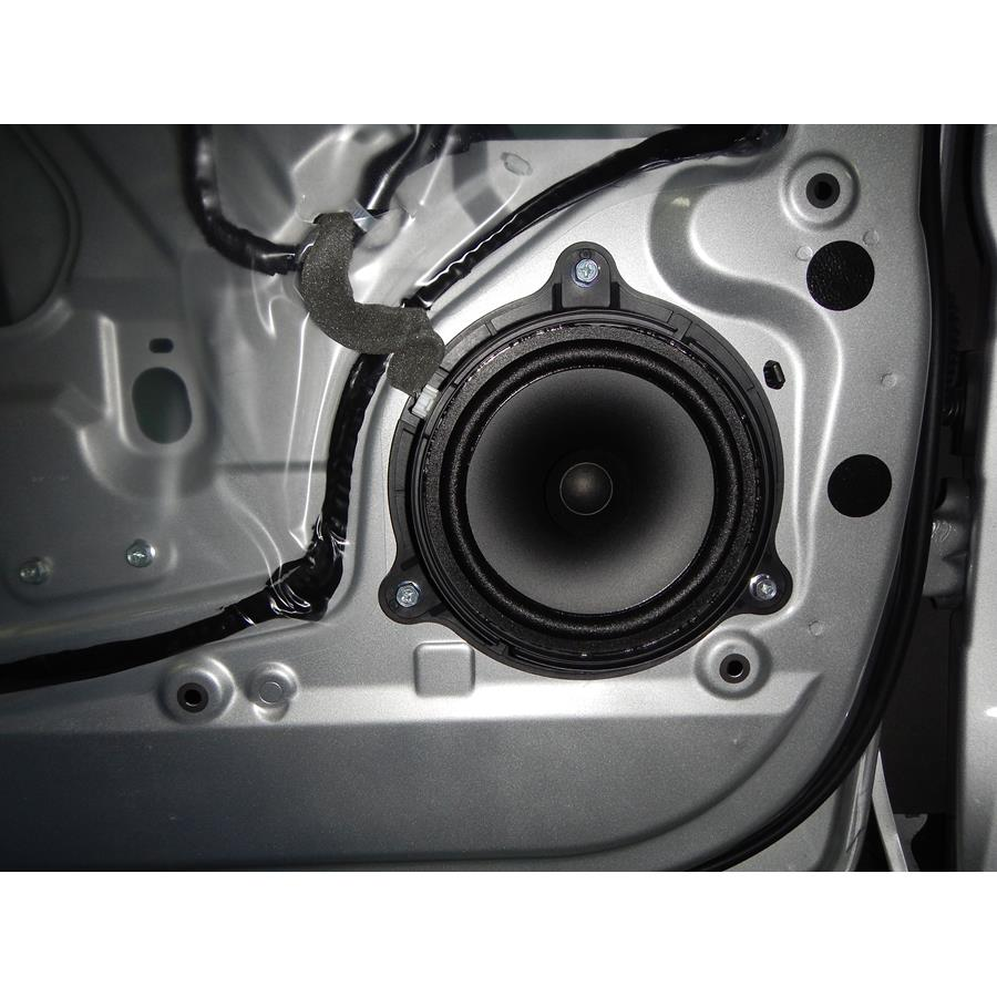 2016 Chevrolet City Express Front door speaker