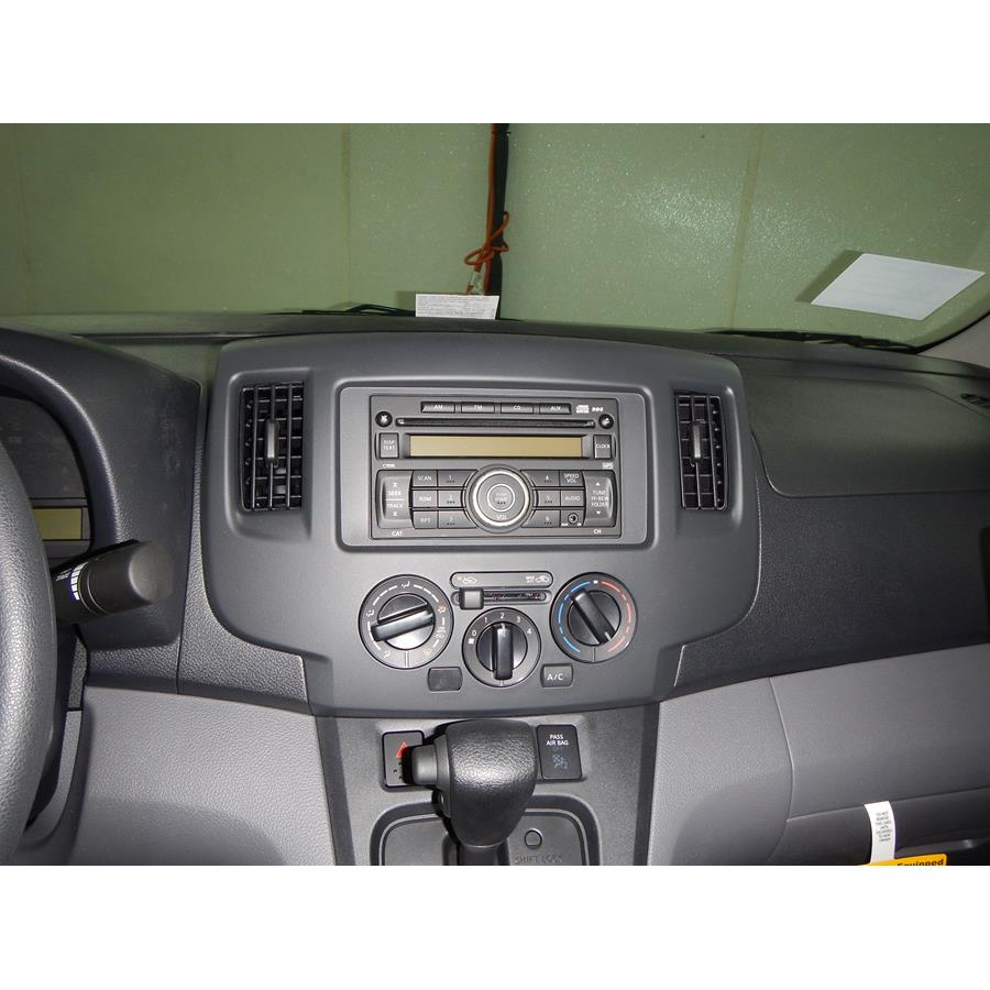 2016 Chevrolet City Express Factory Radio