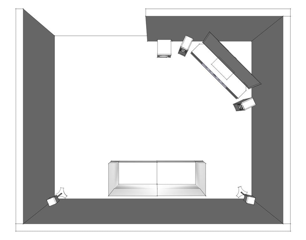 Sensational Speaker Placement For Home Theatre Surround Sound Download Free Architecture Designs Xoliawazosbritishbridgeorg