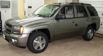 2002-2009 Chevrolet TrailBlazer