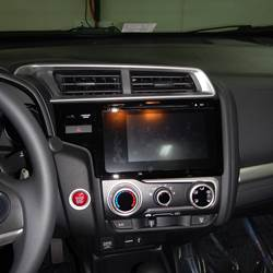 2017 Honda Fit LX Factory Radio