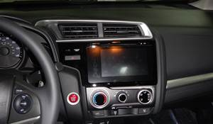 2016 Honda Fit EX Factory Radio