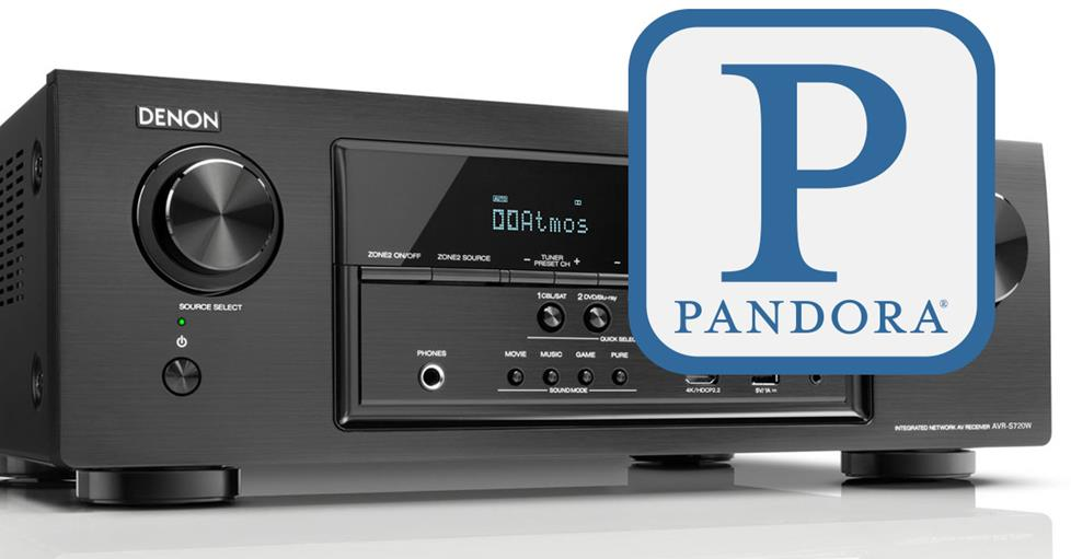 Pandora is suddenly not working with a bunch of A/V receivers