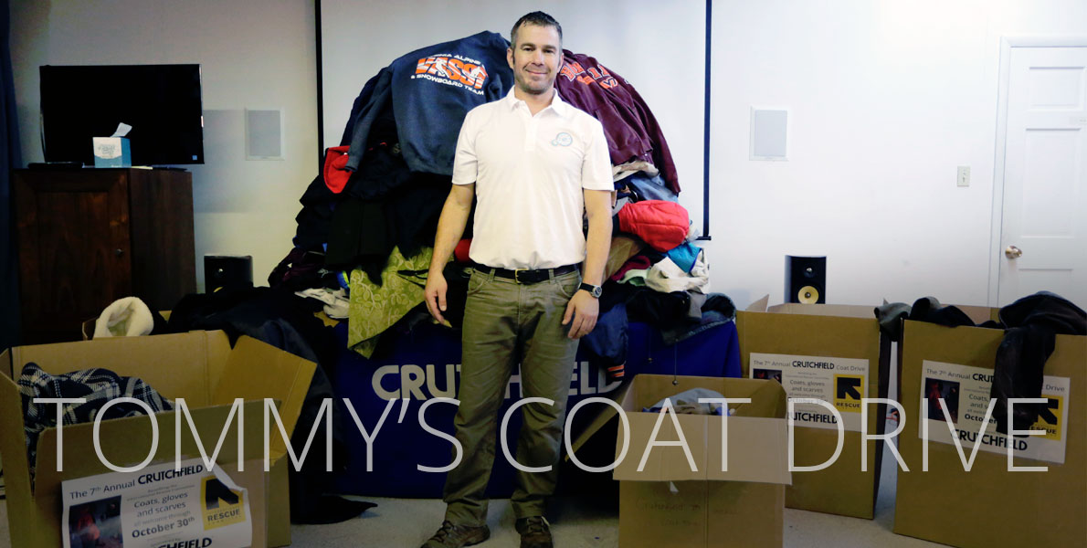 Tommy Coat Drive