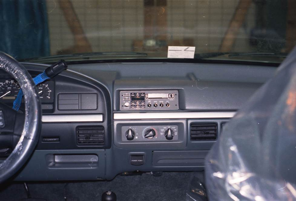 ford f-150 and bronco radio