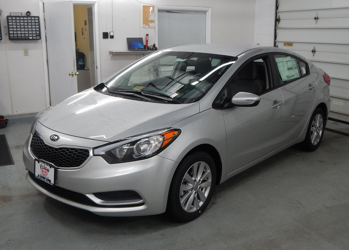 Upgrading The Stereo System In Your 2014 2018 Kia Forte