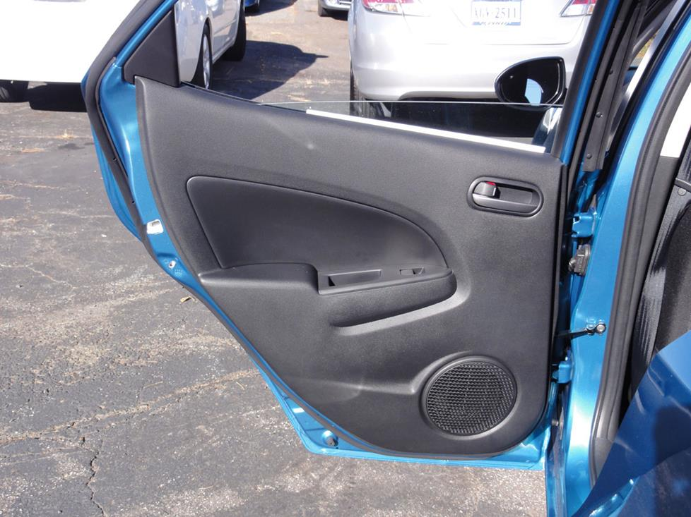 mazda 2 rear door speakers