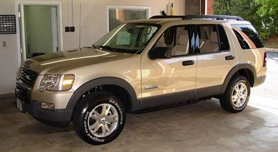 2006-2010 Ford Explorer, Explorer Sport Trac, and Mercury Mountaineer