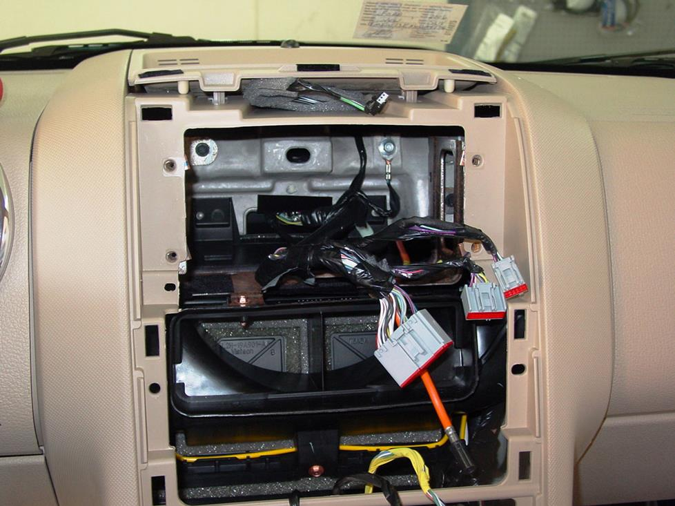 2007 Ford Explorer Stereo Wiring Diagram - Wiring Diagram