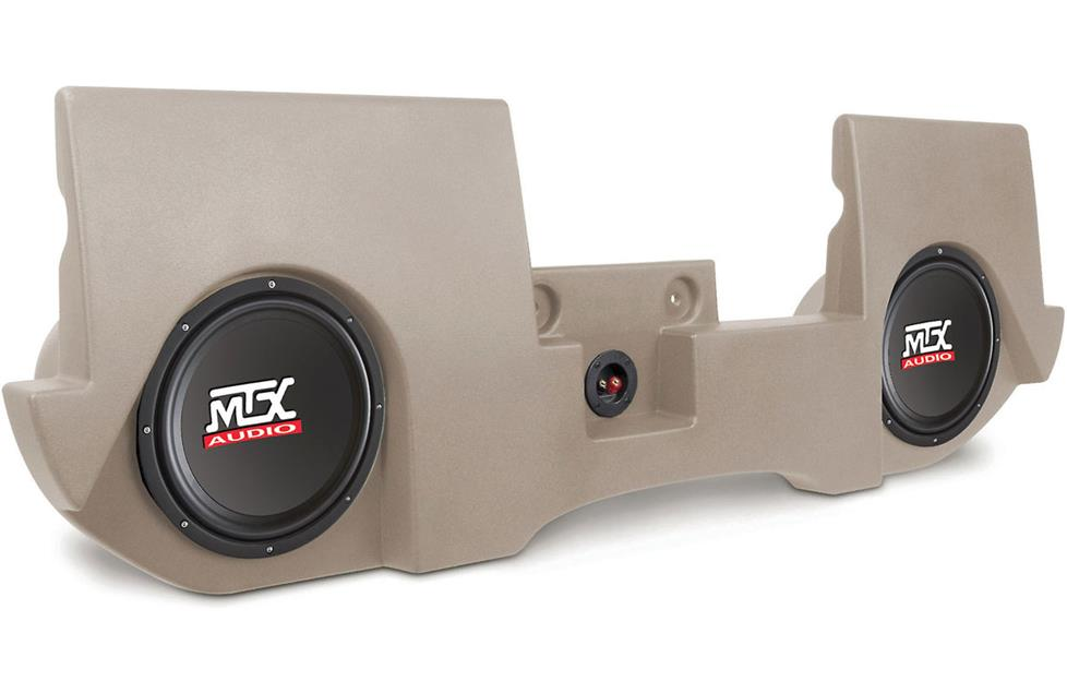 MTX Thunderform for Dodge Ram pickups