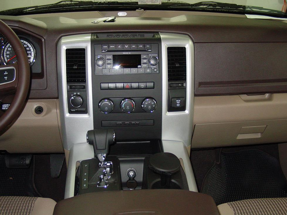 How To Install New Audio Gear In 2009 2012 Dodge Ram Pickups