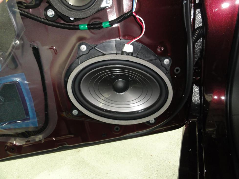scion tc door woofers