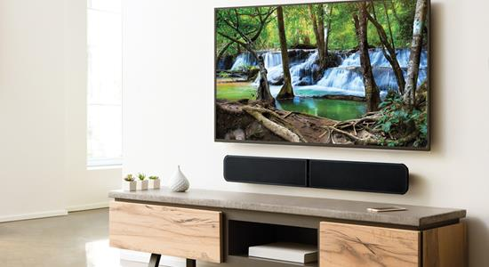 Four ways to get great TV sound