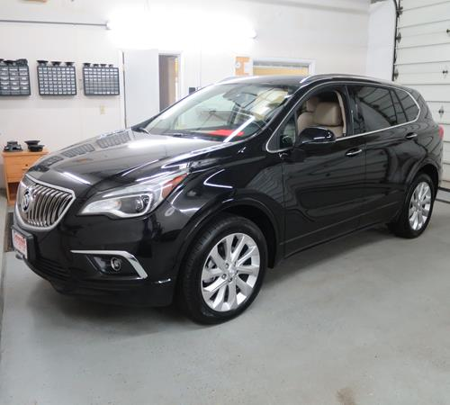 2018 Buick Envision Exterior