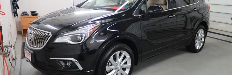 2016 Buick Envision Exterior