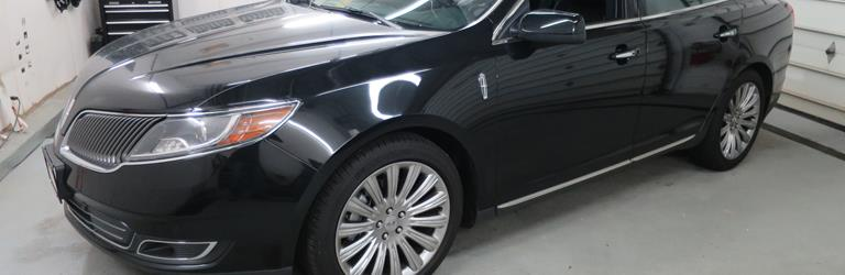 2014 Lincoln MKS Exterior