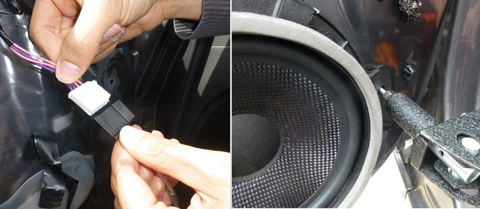 Focal Integration Series 165 TOY speakers for select Toyota models