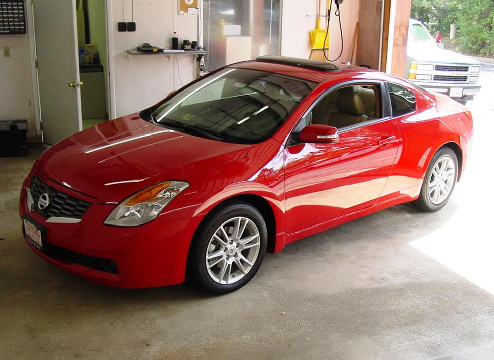 Nissan Altima Coupe