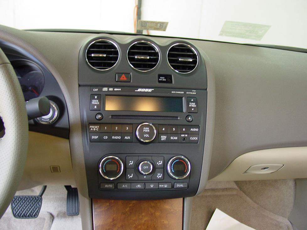 2008 Nissan Altima Radio Wiring Diagram Collection
