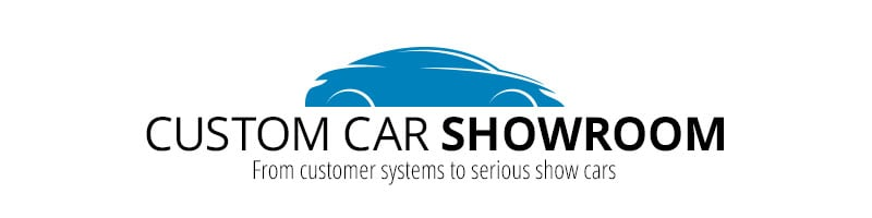 Custom Car Showroom: From customer systems to serious show cars