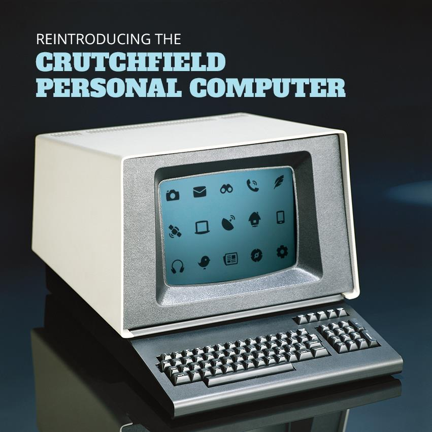 New Crutchfield Computer