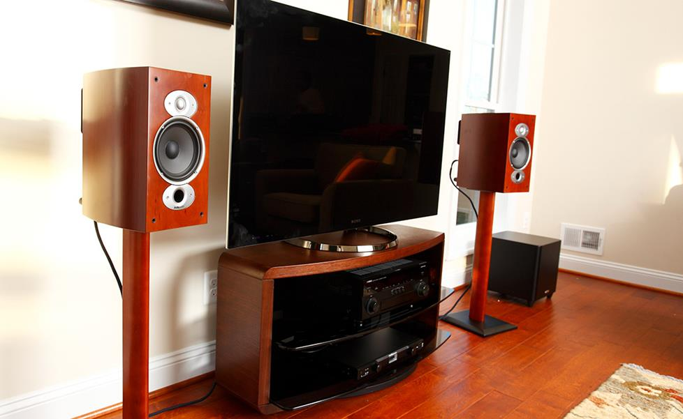 Polk Audio RTi A3 bookshelf speakers