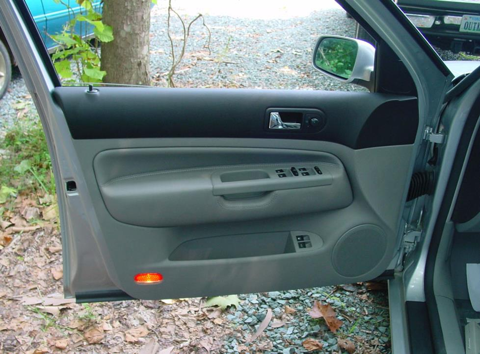 vw jetta front door
