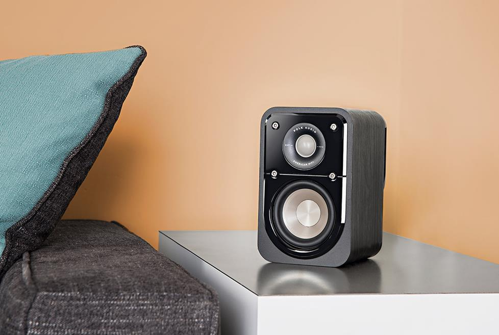 7.1-channel surround sound system