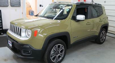 2015-up Jeep Renegade