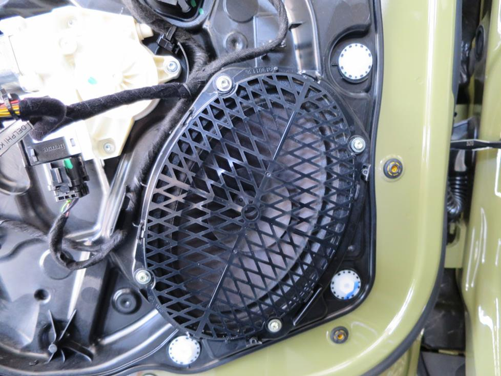 jeep renegade front door speakers