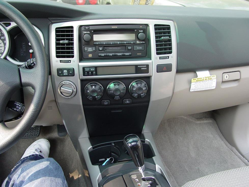 toyota 4runner receiver