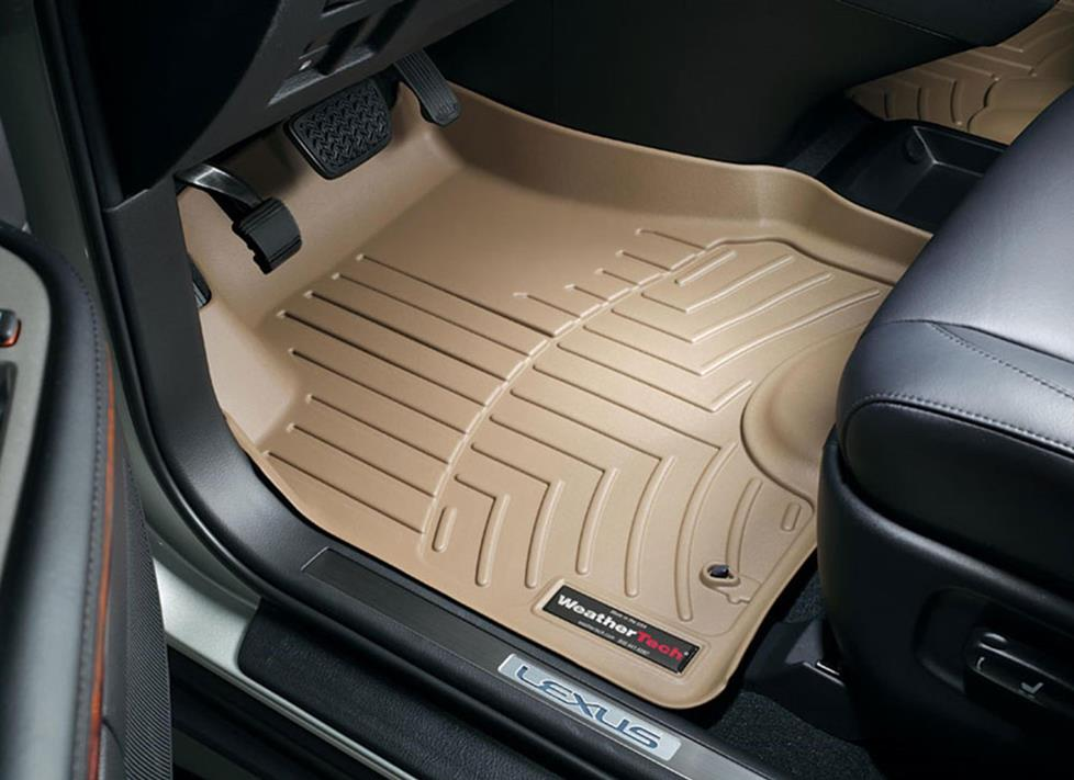 weather tech digital fit floor liners