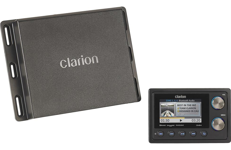 Clarion CMS4 hideaway marine digital media receiver
