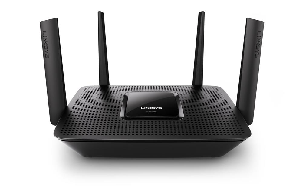Linksys EA8300 tri-band Wi-Fi® router