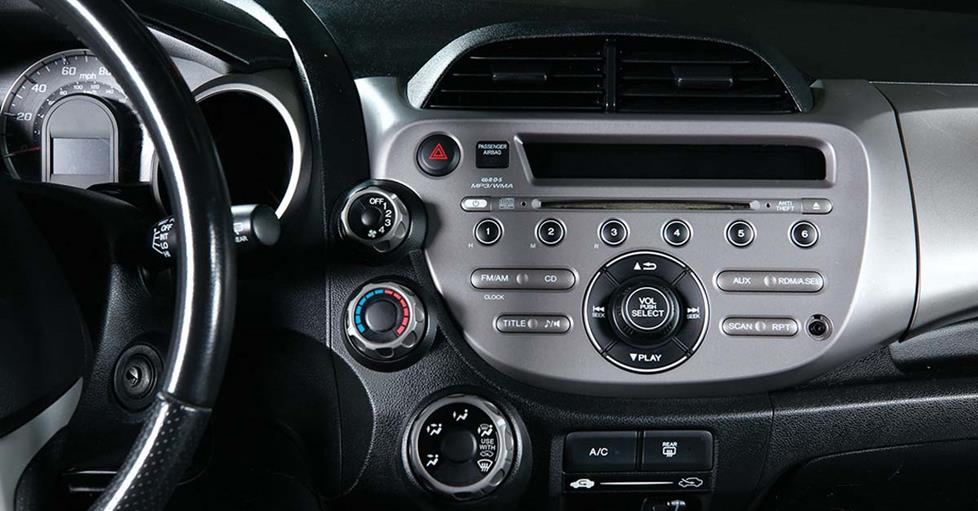 Honda Fit original dash