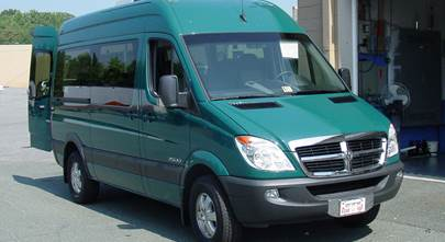 2007-2017 Mercedes-Benz/Dodge/Freightliner Sprinter